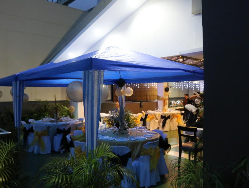 Debut party package Debut venue Makati Hotel - Alejandra Hotel / Skyline Deck 12