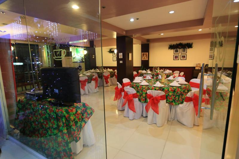 Alejandra Hotel Coffee Shop Party venue